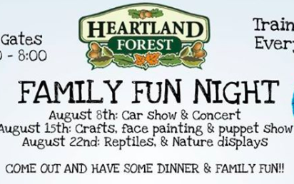Link to Heartland Forest