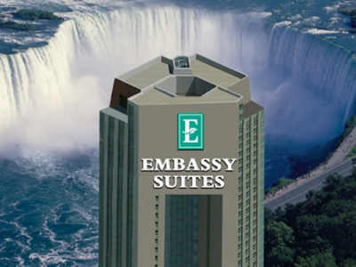 Embassy Suites By Hilton Niagara Falls - Fallsview Hotel